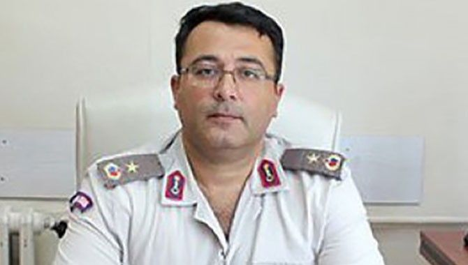 Kandıra Jandarma'da Binbaşı Çakar dönemi