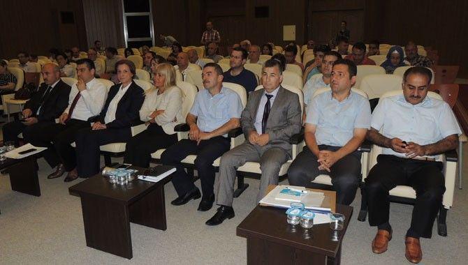 SGK'dan yapılandırma semineri