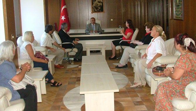 Milletvekili Hürriyet, Karamürsel'de