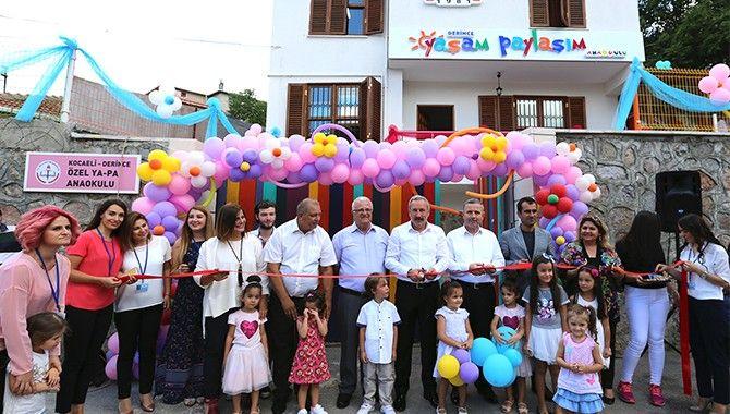 Özel Ya-Pa Anaokulu Açıldı