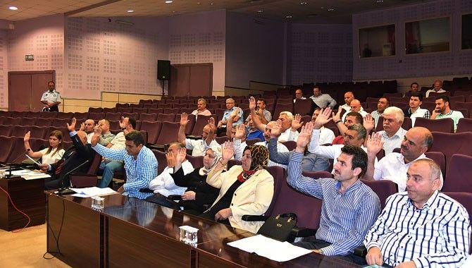 Kartepe'deEylül meclisi toplandı