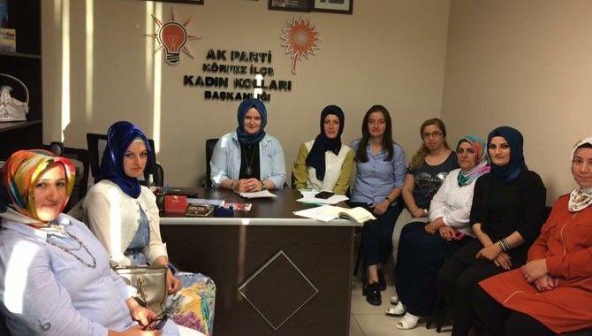 Körfez'in AK Kadınları Türkiye 1.si