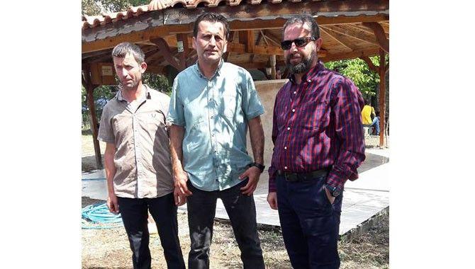 CHP'li meclis üyeleri mevlide katıldı