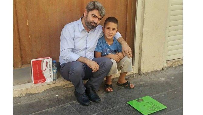 Osman Badem'den örnek davranış