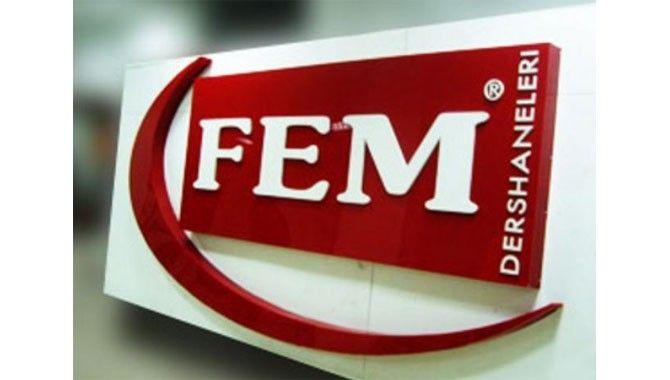 FEM'in eski binasına ceza