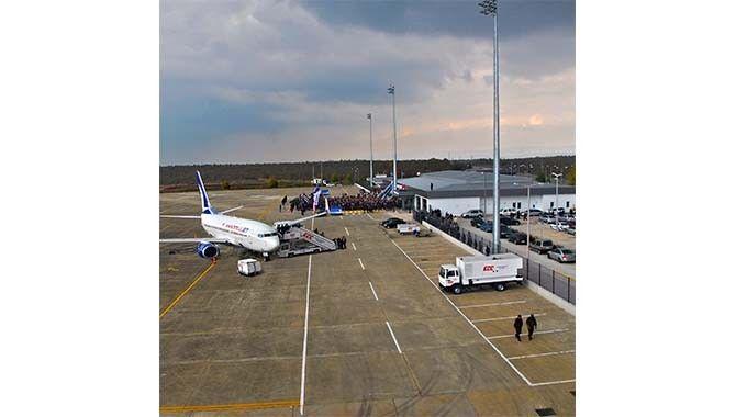 Cengiz Topel Havalimanı 7 bin 931 yolcuya hizmet verdi