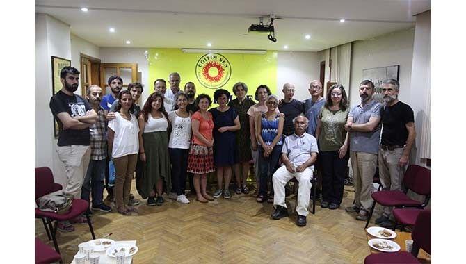 EMEP Genel Başkanı Gürkan'dan akademisyenlere ziyaret