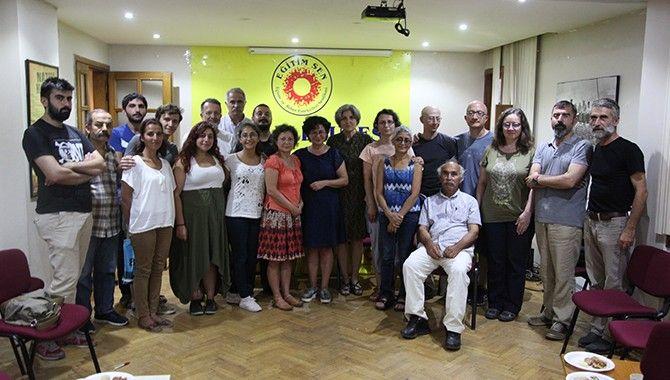 Gürkan Kocaeli'de akademisyenleri ziyaret etti