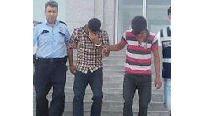 Kuaförü soyan 3 hırsız yakalandı