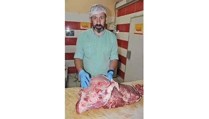 Kurban etinin kesimi ve saklanması