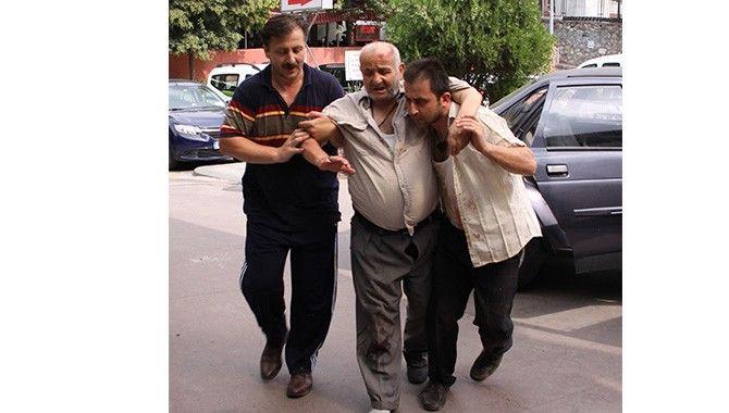 Acemi kasaplar İzmit'te hastaneleri doldurdu