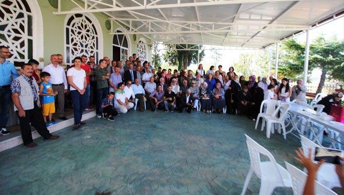 Kalçınlar Sülalesi Doğantepe'de toplandı