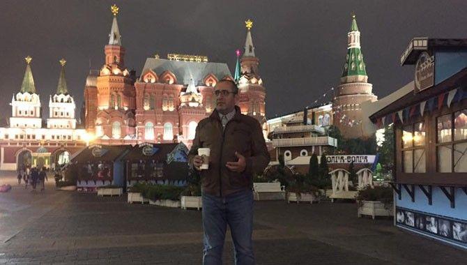Akar, Moskova'ya uçtu
