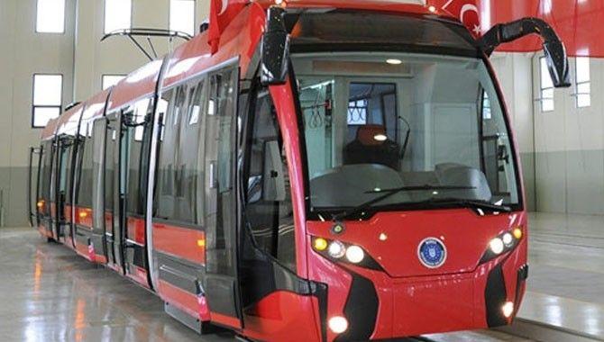 Tramvaylar Bursa'dan