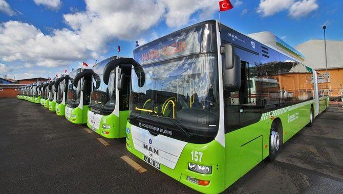 Vatandaş otobüs seferlerin azlığından yakındı