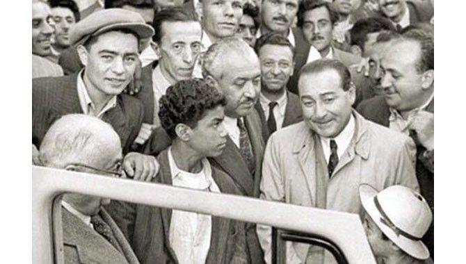 Ceyhan, Adnan Menderes'i unutmadı