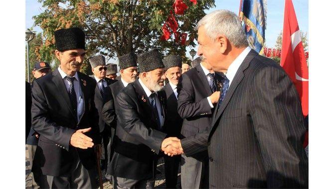 Başkan Karaosmanoğlu, Gaziler Günü törenine katıldı