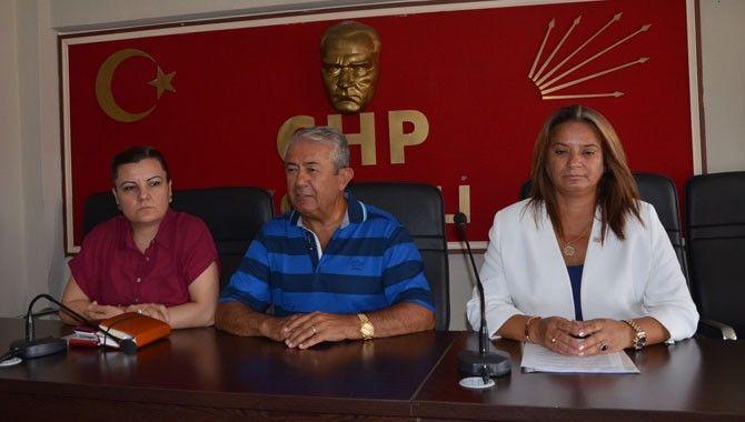 CHP'li kadınlar şort saldırısını kınadı