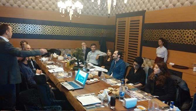 Çevre Mühendislerinden bilgilendirme toplantısı