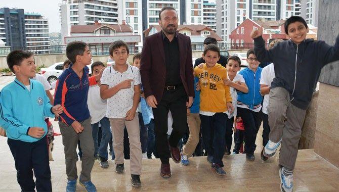 Başkan Doğan'dan okul ziyaretleri