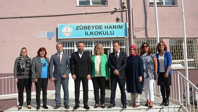 Doğan: Türkiye'de okullara En çok destek olan belediyeyiz