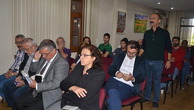 CHP'den Eğitim-Sen'e ziyaret