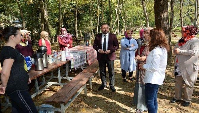 Başkan Doğan, minik öğrencilerle bir araya geldi
