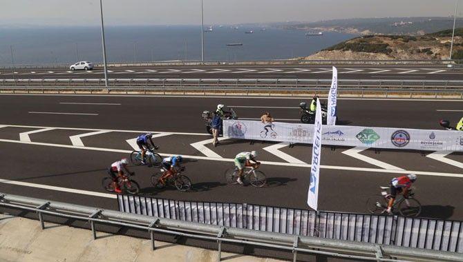 1240 bisikletçi Osmangazi'de