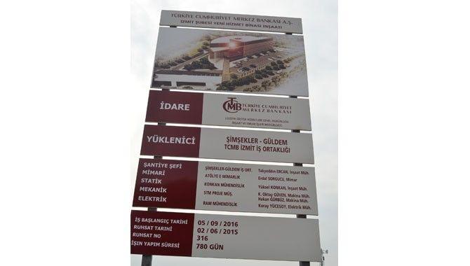 Merkez Bankası yeni binasına kavuşuyor