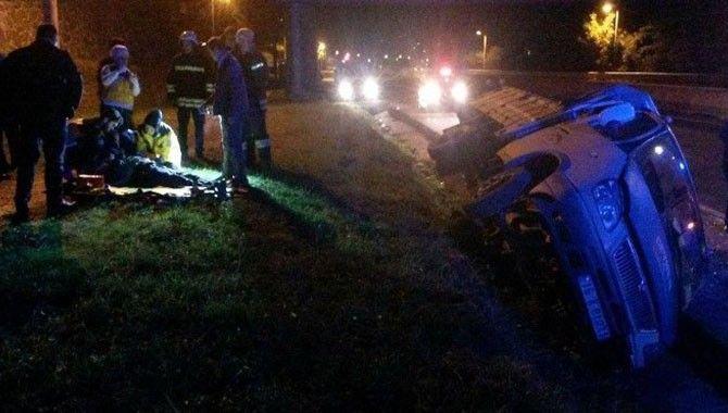 Karamürsel'de kaza: 4 yaralı