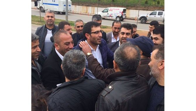 HDP İl Başkanı Ergin'e ev hapsi