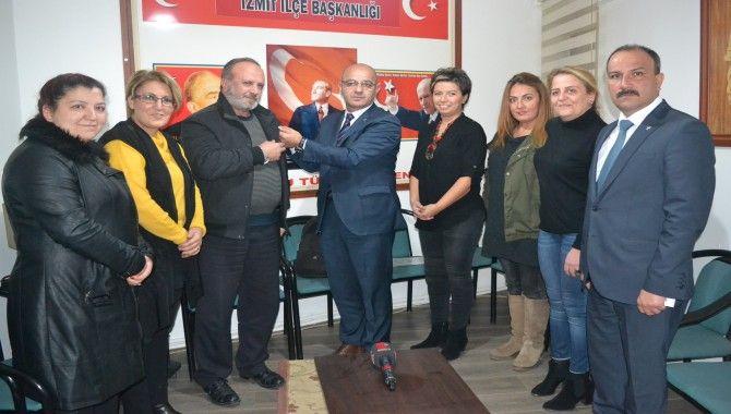 MHP'de mahalle başkanları ataması yapıldı