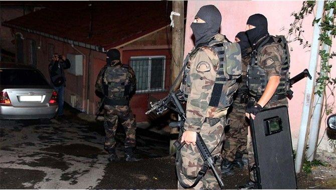 DEAŞ operasyonu: 10 gözaltı