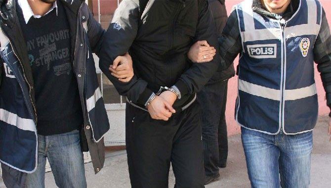 Üst düzey örgüt yöneticisi gözaltında
