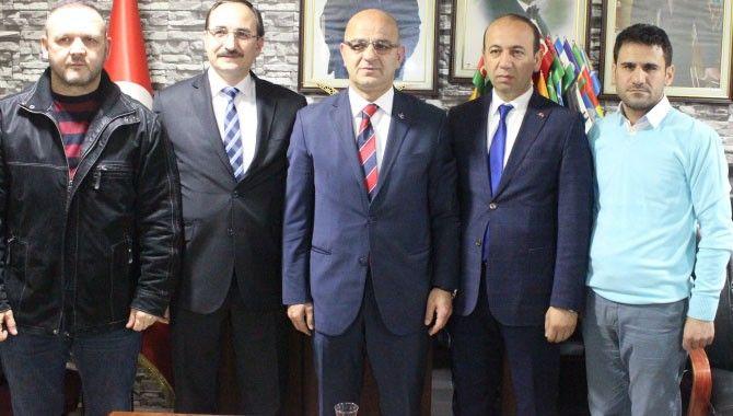 MHP'de İl SKM Başkanı Erdem