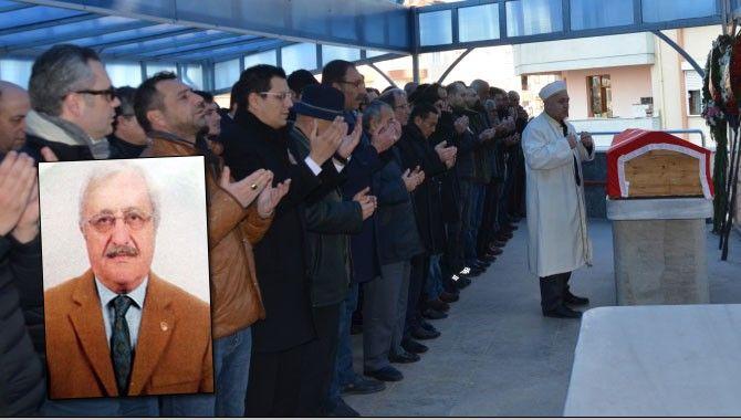 Emekli hakim Polatoğlu toprağa verildi