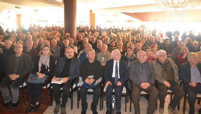 Demokrasi girişiminden Anayasa paneli