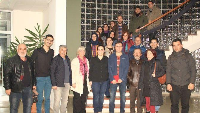 Fotoğrafçıların konuğu Hasan Yaşar oldu