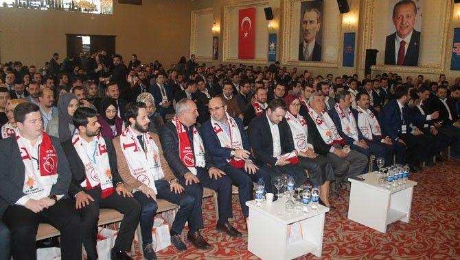 AK Gençler 1. Bölge Toplantısında buluştu