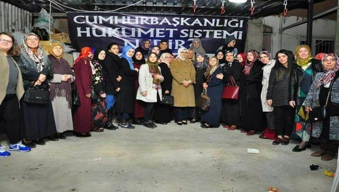 Katırcıoğlu, Paşa'da yeni sistemi anlattı