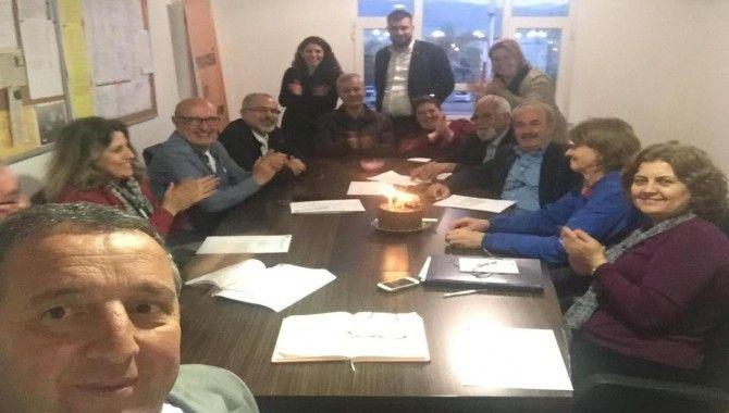 CHP Kartepe'de doğum günü telaşı…