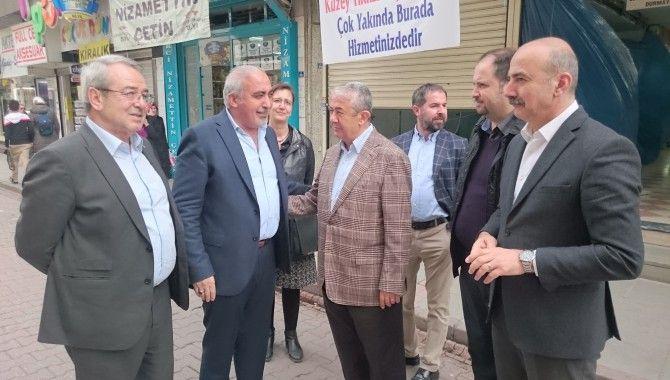 Sarıbay: Vatan için yola çıktık
