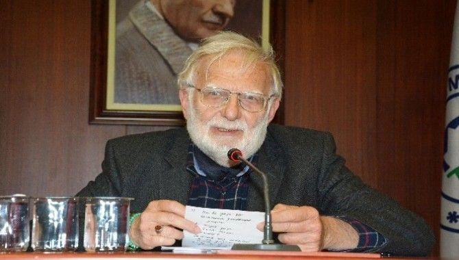 Prof. Dr. Ökten'den şehir ve medeniyet konulu konferans