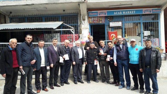 AK Parti İzmit sahadan ayrılmıyor