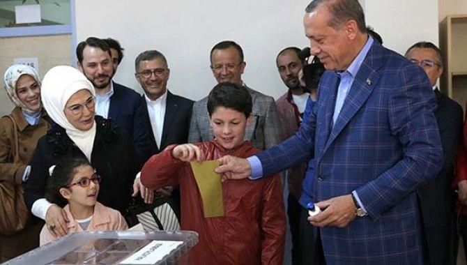 Erdoğan: Ciddi bir katılım olacak diye düşünüyorum