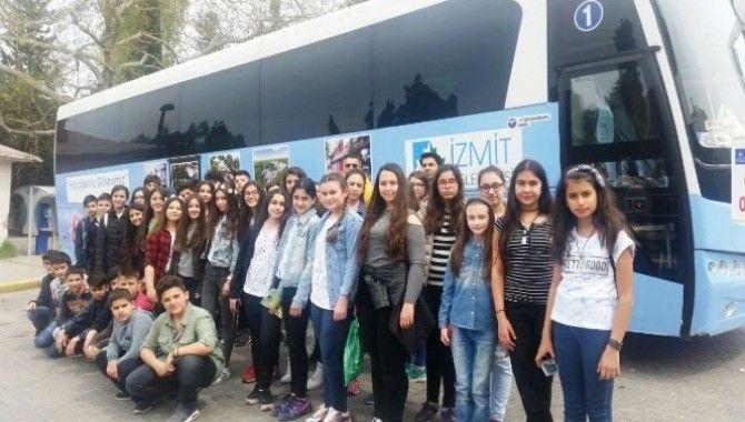 İzmit'te ortaokul öğrencilerine Bursa gezisi