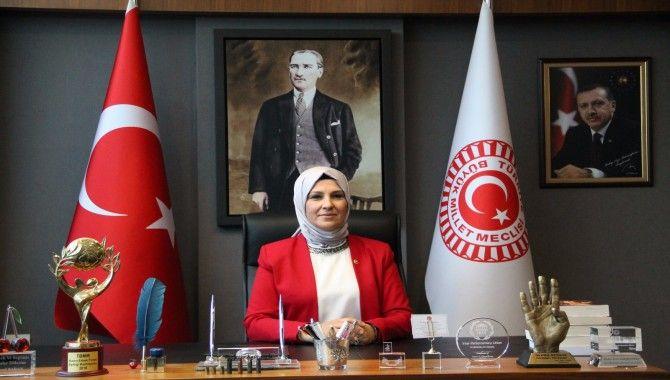 Katırcıoğlu, 'Savaşlar olmasın çocuklar ölmesin'