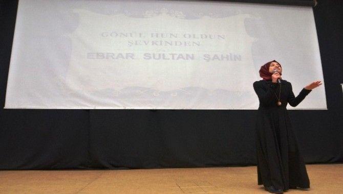 İzmit'te naat okuma yarışması düzenlendi