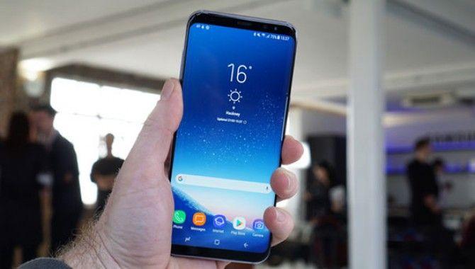 Samsung Galaxy S8'in ön siparişleri rekor kırdı