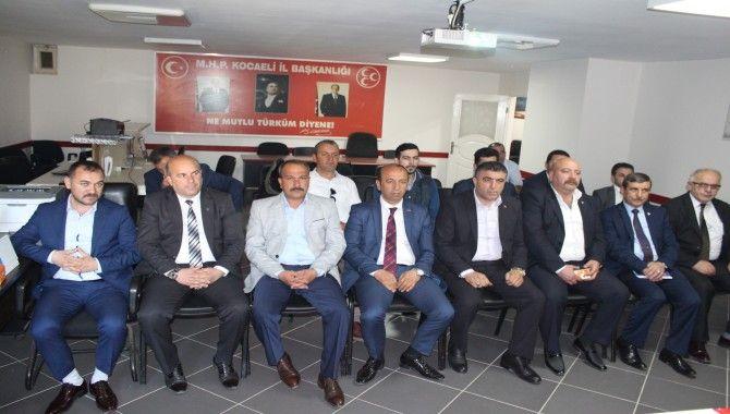 Ünlü: MHP seçime hazır olacak